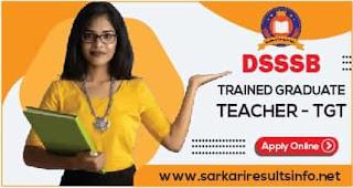 DSSSB Trained Graduate Teacher