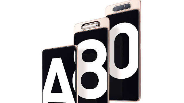 Samsung Galaxy A80 Mendarat Di Vietnam