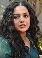 Nitya Menon Cute Photos at Awe Interview TollywoodBlog