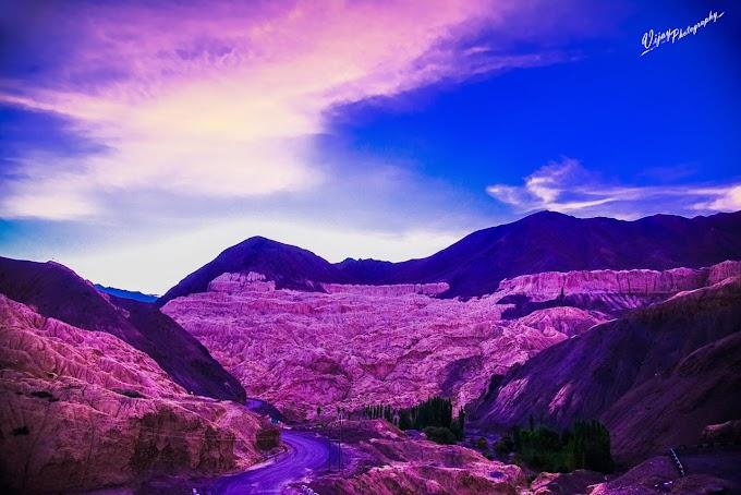 Moonland Lamayuru
