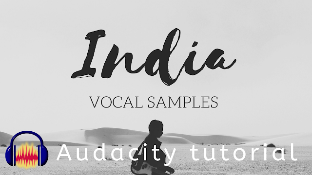 bollywood singing vocal samples