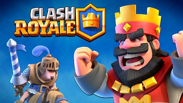لعبة clash royale