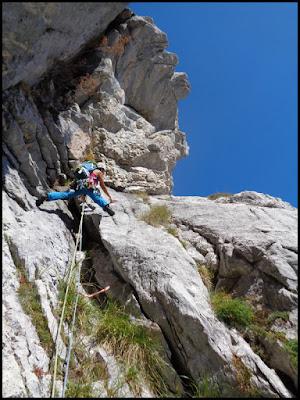 Grieta Sureste a la Torre de Altaiz