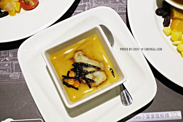 IMG 7726 - 台中大里│Five Ounces 5盎司小富豪鐵板燒*多種新鮮食材可選擇。調味清爽不油膩