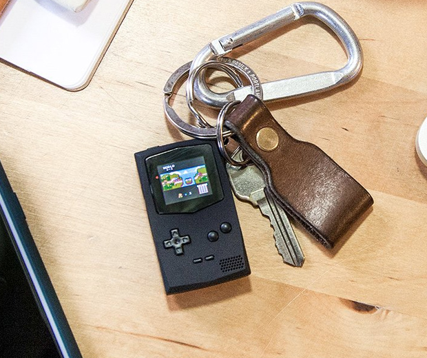 Keychain Game Boy
