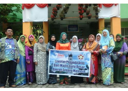 Study Tour Majlis Guru Sepang Malaysia