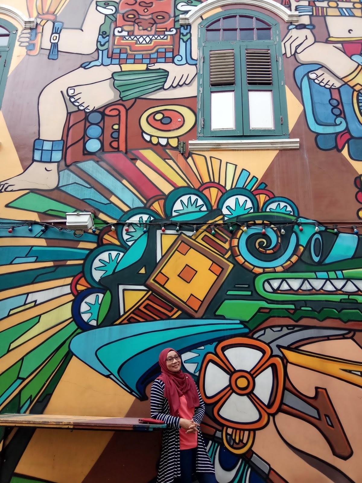 2018 ohsem bah for Mural yang cantik
