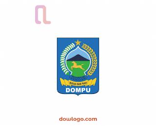 Logo Kabupaten Dompu Vector Format CDR, PNG