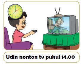 Udin nonton tv pukul 14.00 www.simplenews.me