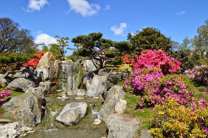 Jardim Japones em Buenos Aires