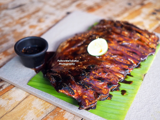 Signature BBQ Spare Ribs RM 48