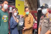 Wali Kota Serang Tinjau Langsung Korban Rumah Longsor di Kecamatan Serang
