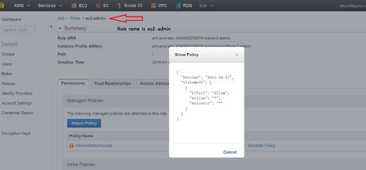 Setting Up An EC2 Instance With IAM Role And Python Boto SDK