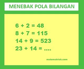 permainan tebak-tebakan matematika