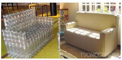 ma poubelle est un jardin les bouteilles en plastiques. Black Bedroom Furniture Sets. Home Design Ideas