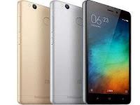 Mengulas Tentang Perbedaan Seri HP Xiaomi Redmi 3, Redmi 3 Pro dan Redmi 3S Prime