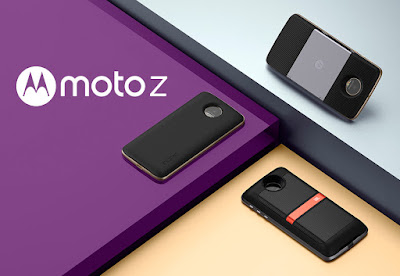 The New Moto Z Family with Moto Mods: Transform Your Smartphone in a Snap