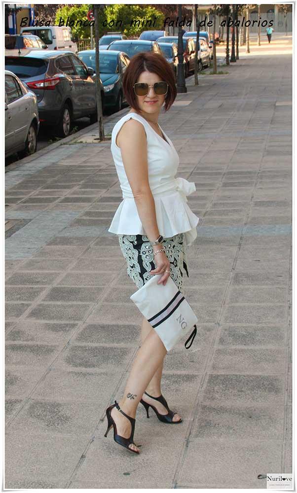 El look ideal para tu próximo evento.... A triunfar con una falda joya