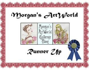 Gagnante finaliste - Morgan's ArtWorld Challenge #8