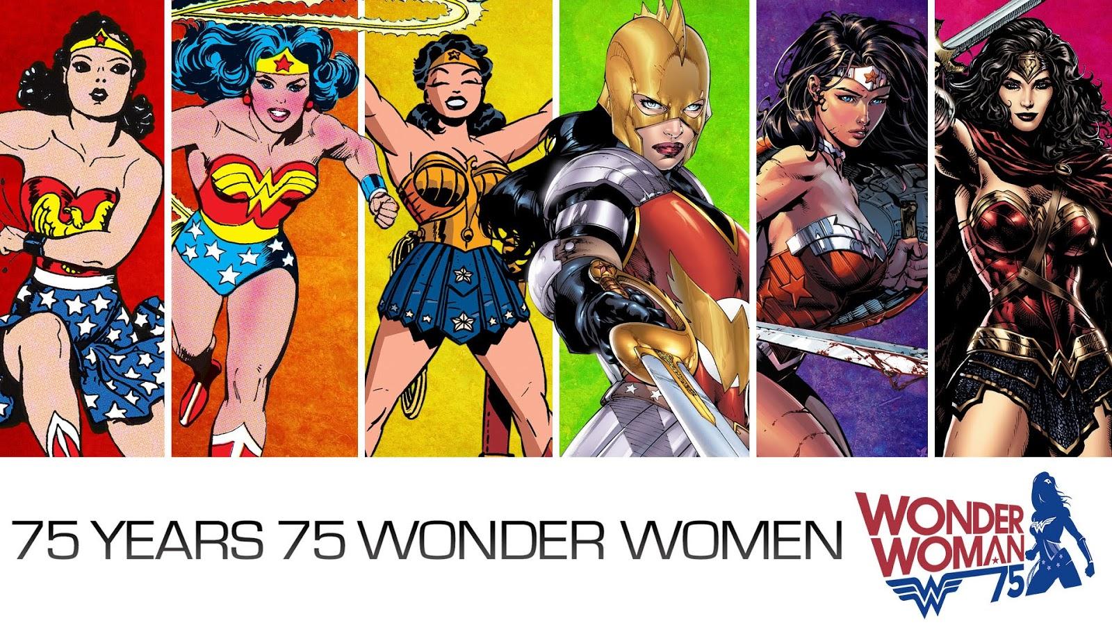 Quelle Est La Puissance Wonder Woman