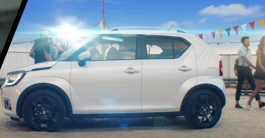 Pubblicità Suzuki Ignis: cambia punti di vista! - Musica spot Gennaio 2017