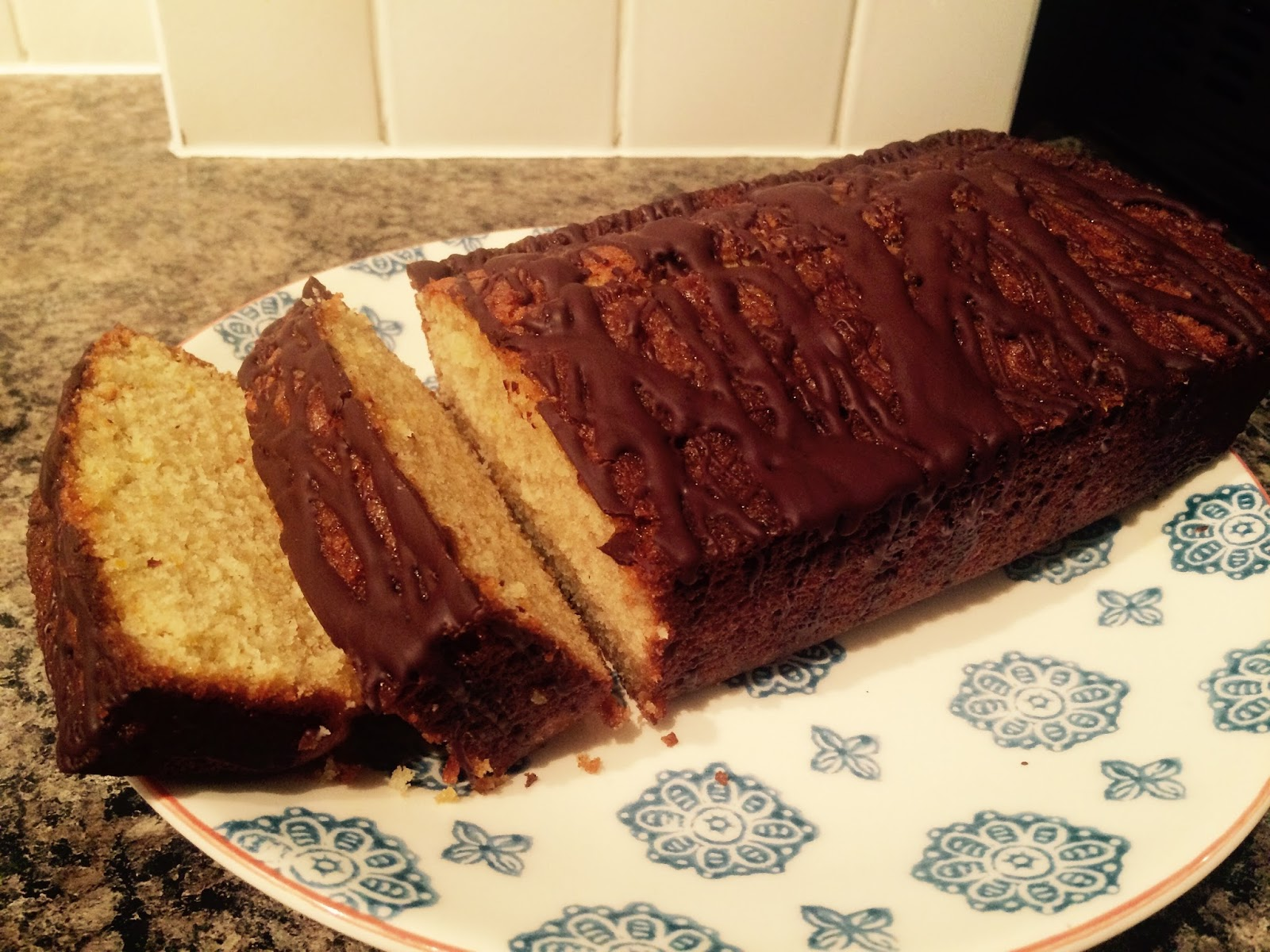 Wife of the vegan man recipe review jaffa drizzle loaf cake by ingredients forumfinder Choice Image