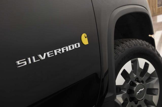 2021 Chevrolet Silverado 2500HD Review