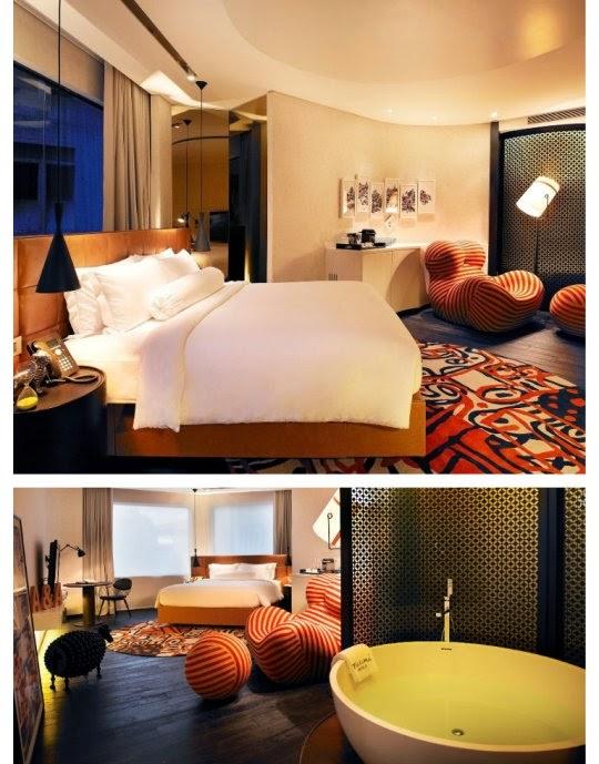 naumi hotel andy warhol inspired rooms