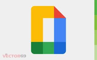 Google Docs New 2020 Logo - Download Vector File CDR (CorelDraw)