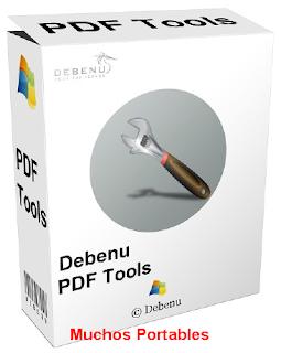 Debenu PDF Tools Pro Portable