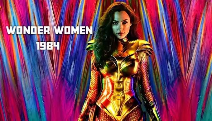 Wonder Women 1984 Full Movie Download In (Hindi, English) 720p