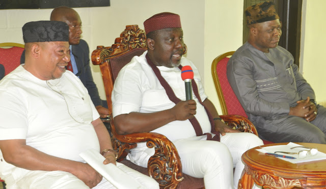 imo state house assembly okorocha house of clowns