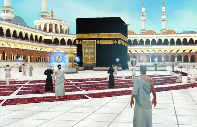 تحميل تطبيق جولة افتراضية للحرم المكي منى جبل عرفة Muslim 3D مسلم ثلاثية الأبعاد