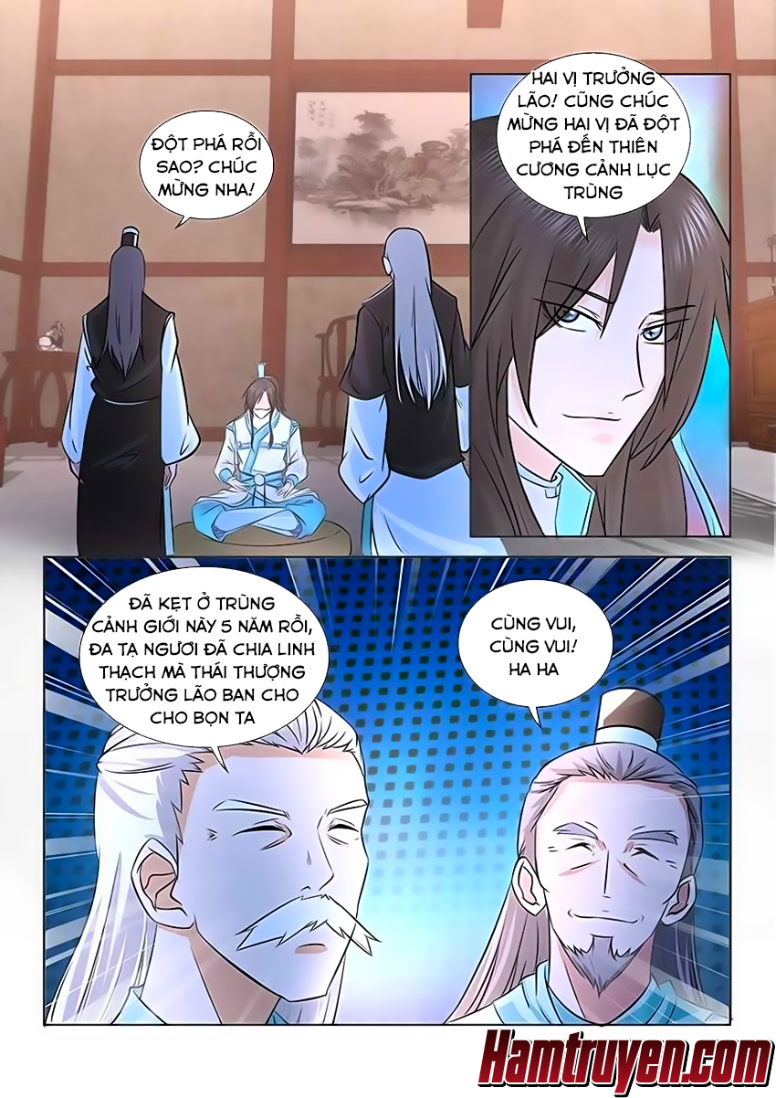 Vĩnh Hằng Chí Tôn Chap 103 - Trang 3