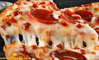 طريقة عمل البيتزا الايطالى للشيف علاء الشربينى