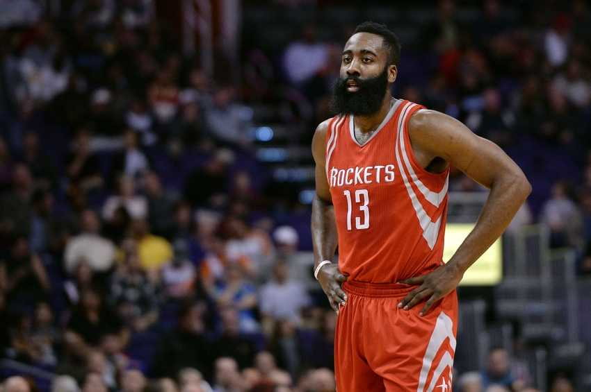 fef0f5d7095 Red Nation Hoops - A Houston Rockets Blog  James Harden Continues ...
