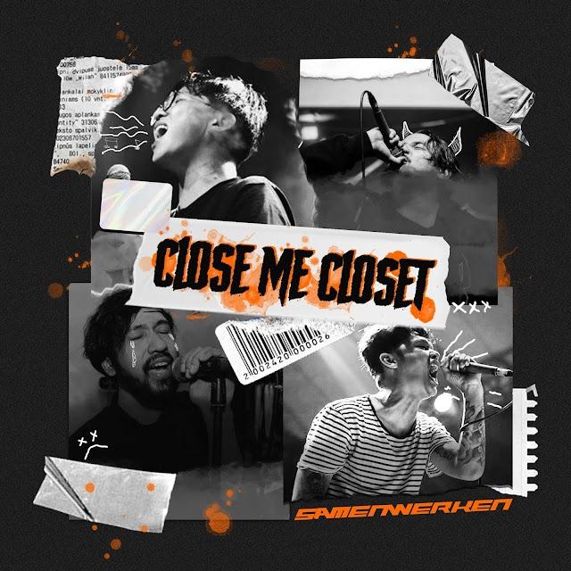 Close Me Close lepas album kolaborasi #Samenwerken libatkan 4 vokalis emo tanah air