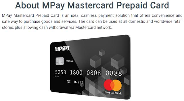 MPay Mastercard