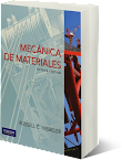 Mecánica de Materiales ( 8va Edición ) – Russell C. Hibbeler – Libro + Solucionario [PDF]