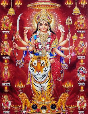 Images Of Durga Maa