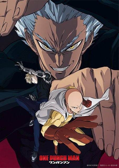 one-punch-man- segunda temporada