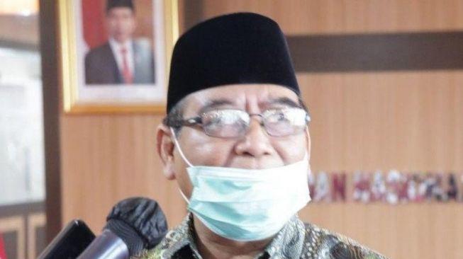 Wakil PP Perti, KH Anwar Sanusi: Seluruh Sila dalam Pancasila Ada dalam Al-Qur'an