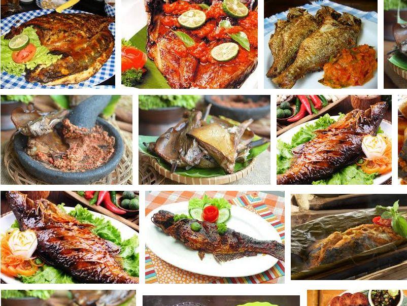 resep sambal ikan bakar yang enak