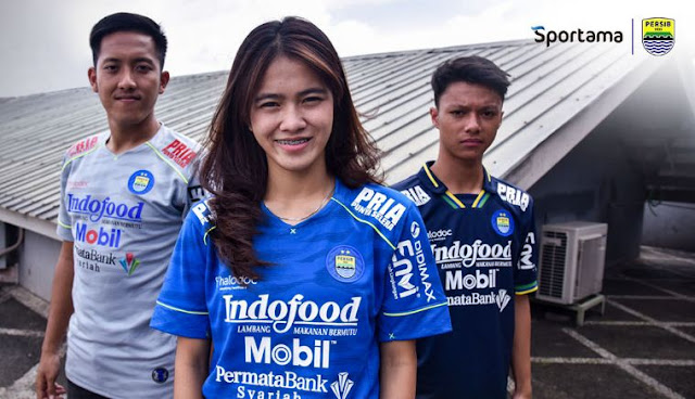 Jersey Persib Bandung 2020