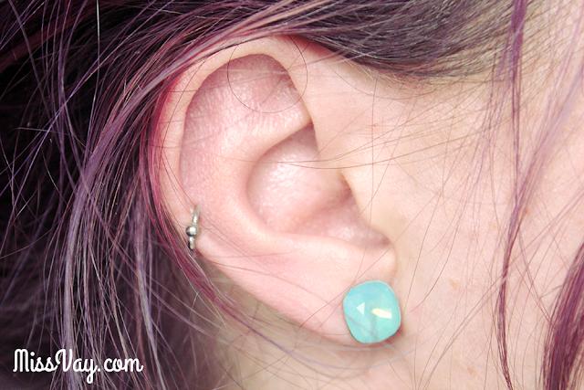 Khloé Accessoires Boucles d'oreilles #MesKhloe pool party