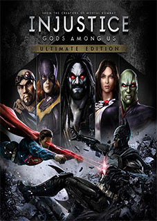 Injustice Gods Among Us Ultimate Edition Thumb