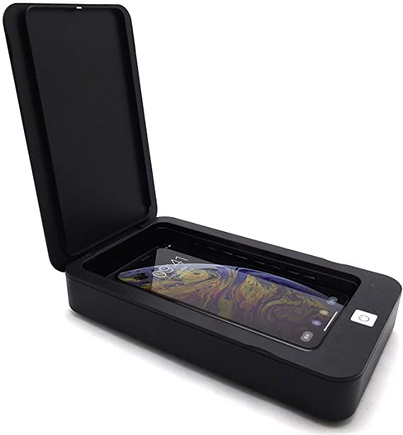 40% OFF  Royace Phone UV-Clean Box,Portable Cell Phone Cleaner Box