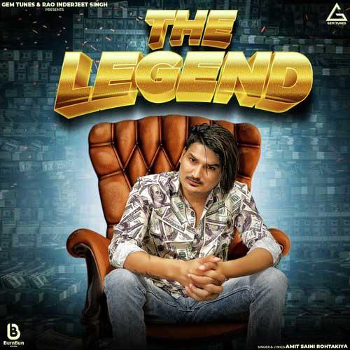 The Legend Lyrics – Amit Saini Rohtakiya