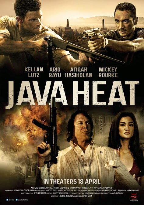 Java Heat (2013) Bluray