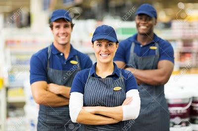 Operadores de Tienda